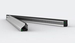 Aluminium klepventilatierooster kopen