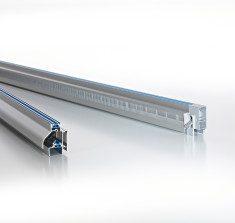 Compact Ventilatierooster Aluminium