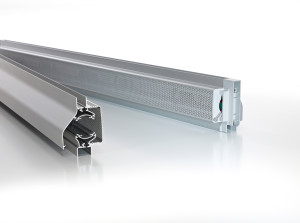 Ducoton 10 ZR / RAL zelfregelend ventilatierooster met pollenfilter