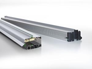 Glasmax 10 ZR/ RAL geluiddempend ventilatierooster