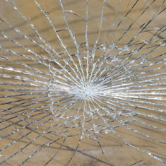 Glasschade na storm herstellen