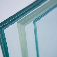 Isolatie figuurglas